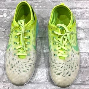 Nike Zoom Fit Agility Volt Liquid Lime